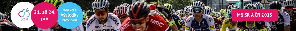Majstrovstvá SR a ČR v cestnej cyklistike 2018
