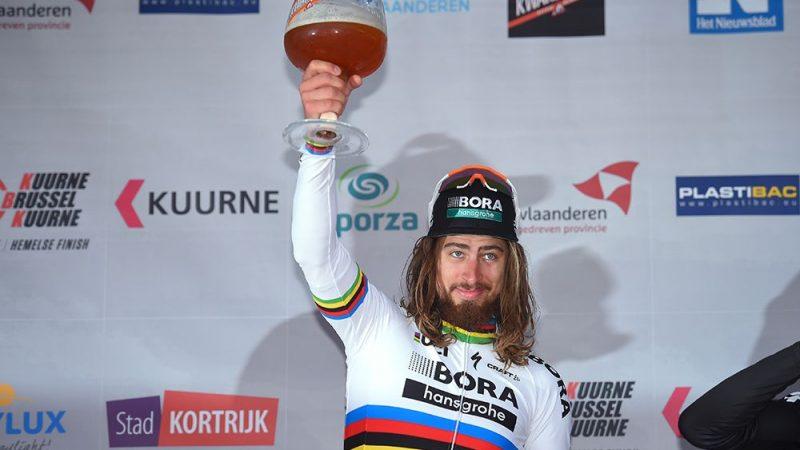 Sagan je na čele rebríčku UCI