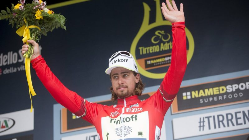 Sagan Tirreno