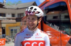 Josef Černý po Giro d'Italia