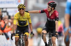 Team INEOS Grenadiers Egan Bernal Geraint Thomas