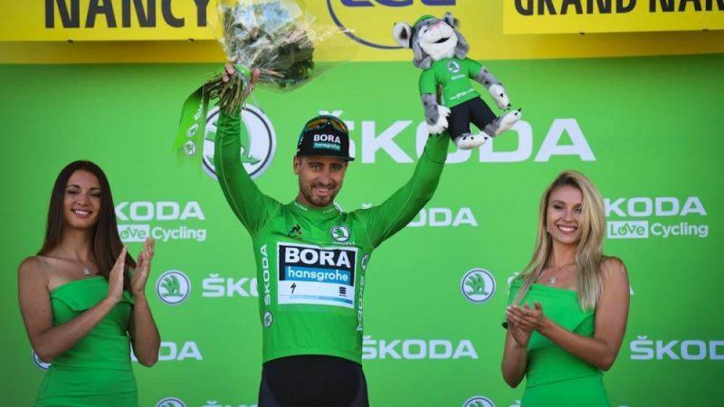 Sagan Tour de France hostesky