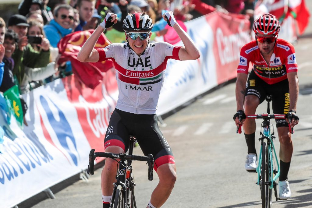 Tour de France favoriti - Roglič a Pogačar