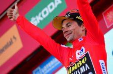 Roglič 1. etapa Vuelta 2021