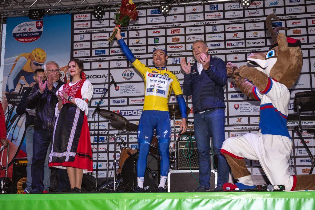 Obhajca titulu Lampaert na Okolo Slovenska 2020