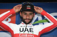 COVID na Giro d'Italia Gavíria