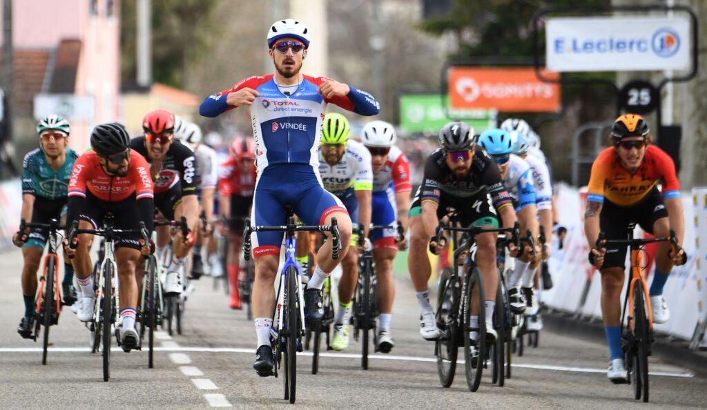 Tour de France 2020 zelený dres Bonifazio