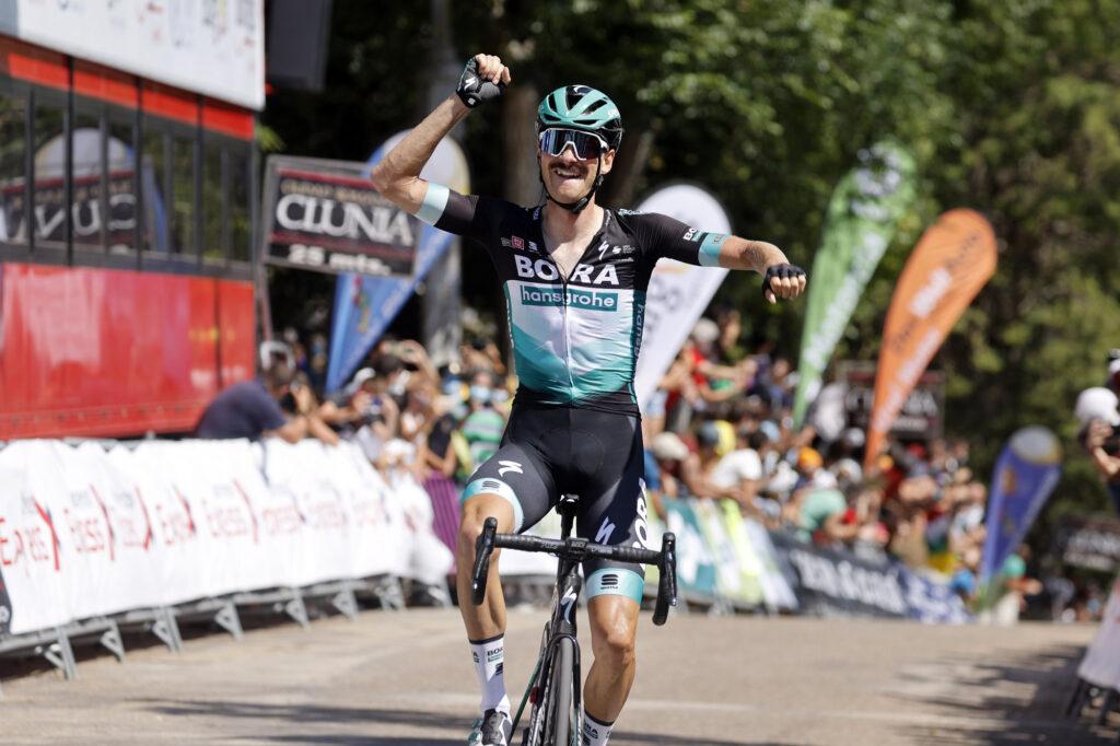 Großschartner víťazí v 1. etape Vuelta a Burgos