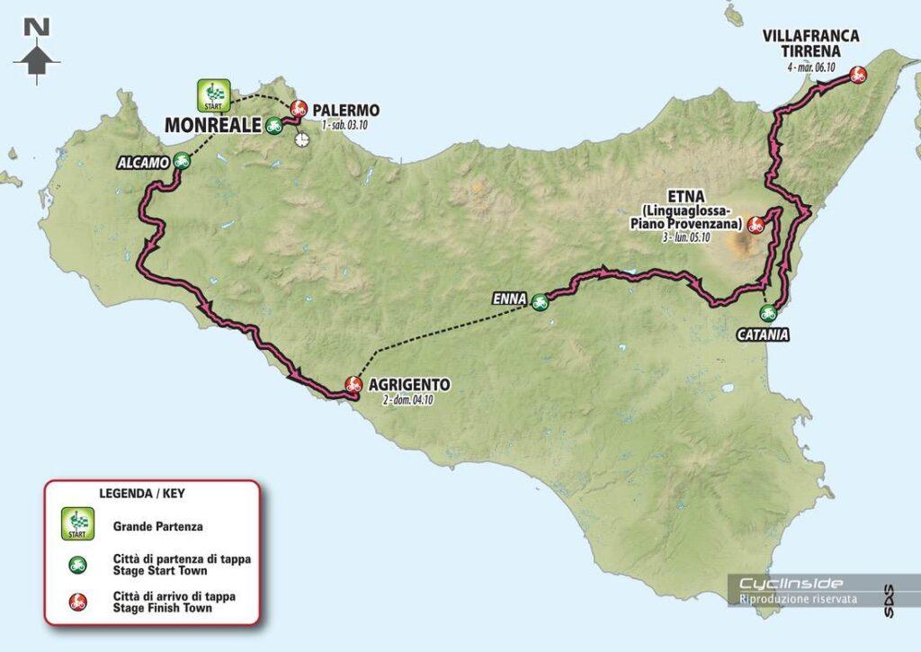 Grande Partenza Giro d'Italia 2020