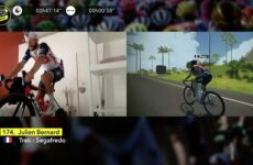 Julien Bernard Virtual Tour de France