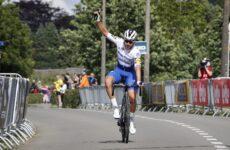 Florián Senechal víťazí na GP Vermarc Sport