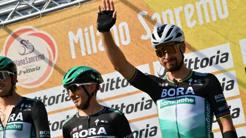Peter Sagan pred Miláno - San Remo 2020