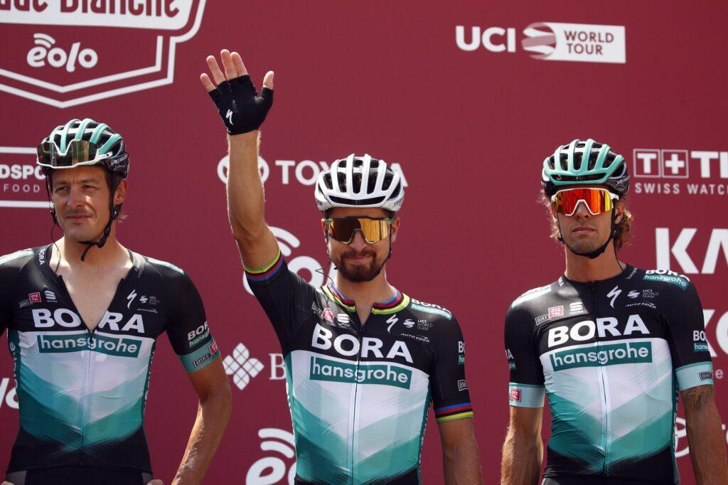 Sagan pred Strade Bianche