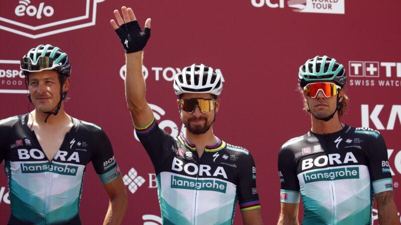 Sagan Strade Bianche 2021 nepôjde
