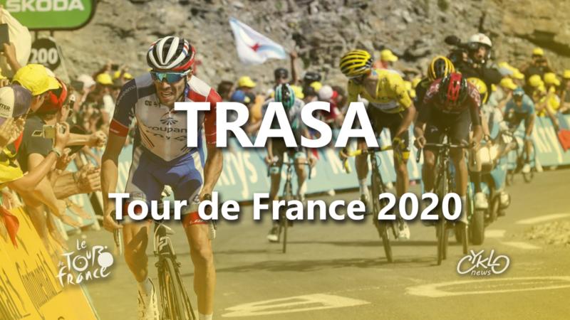 Trasa Tour de France