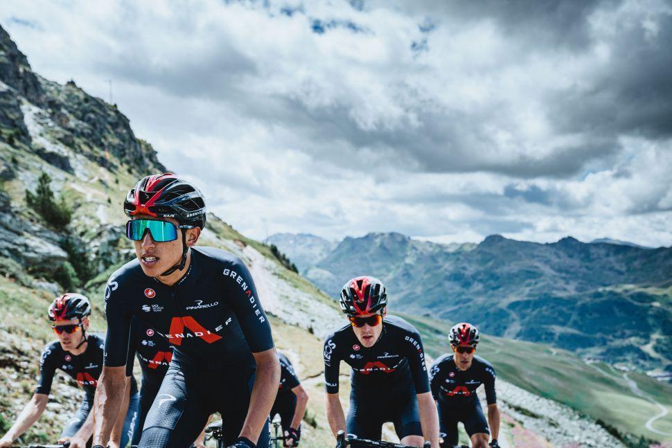 Tour de France 2020 favoriti - Team INEOS Grenadiers
