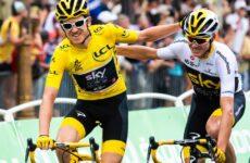 Froome Thomas Tour de France