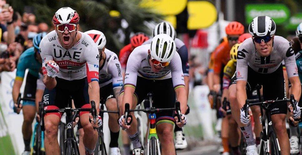 Kristoff Tour de France 1. etapa