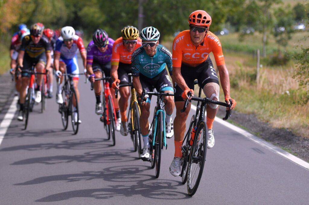 Tour de France 2020 zelený dres