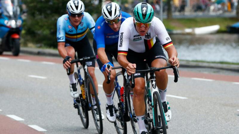 Majstrovstvá Európy v cestnej cyklistike Plouay 2020