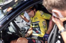 Primož Roglič odstupuje z Critérium du Dauphiné 2020