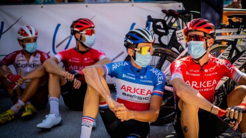 COVID-19 na Tour de France