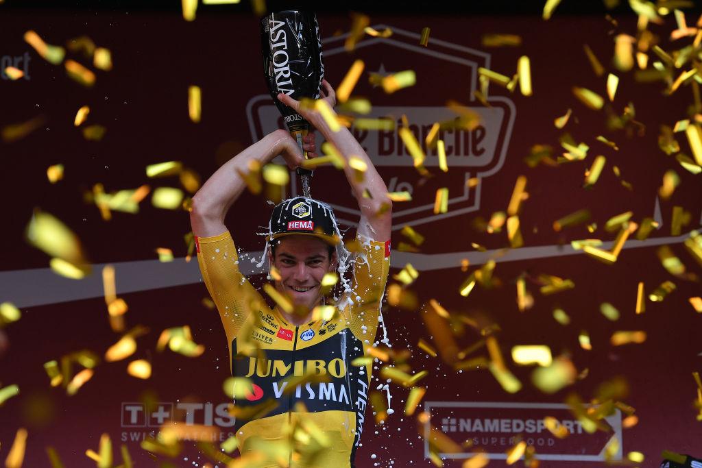 Van Aert Milláno - San Remo 2020