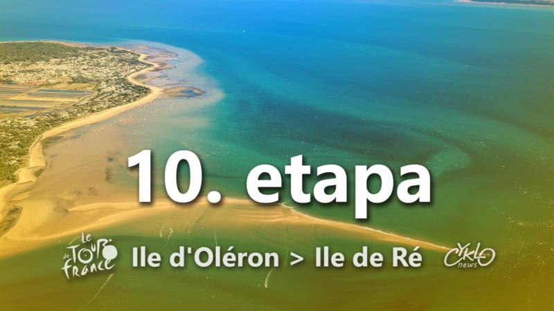 10. etapa Tour de France 2020 preview