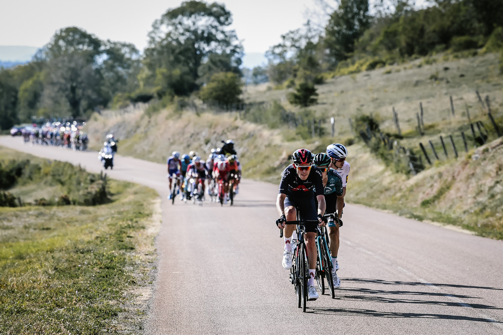 Tour de France 2020 19. etapa útoky