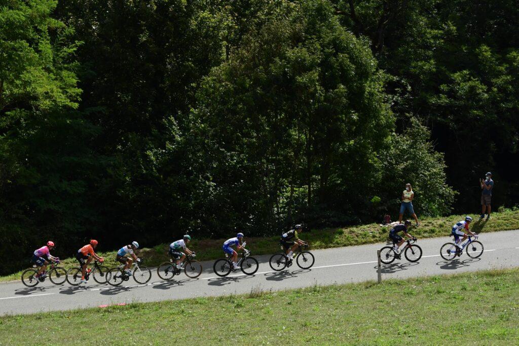 13. etapa Tour de France 2020 - únik