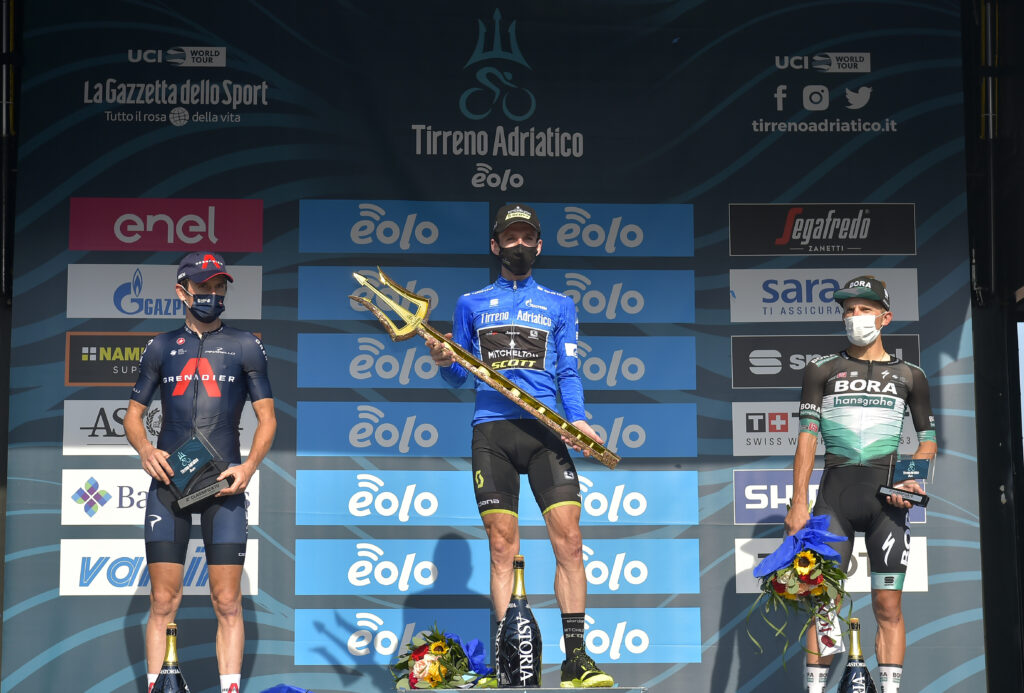 Giro d'Italia 2020 favoriti Geraint Thomas Simon Yates Rafal Majka
