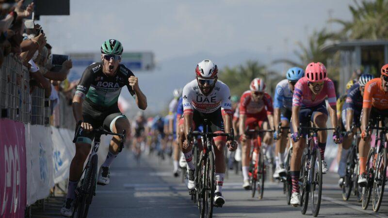1. etapa Tirreno-Adriatico 2020 Ackermann