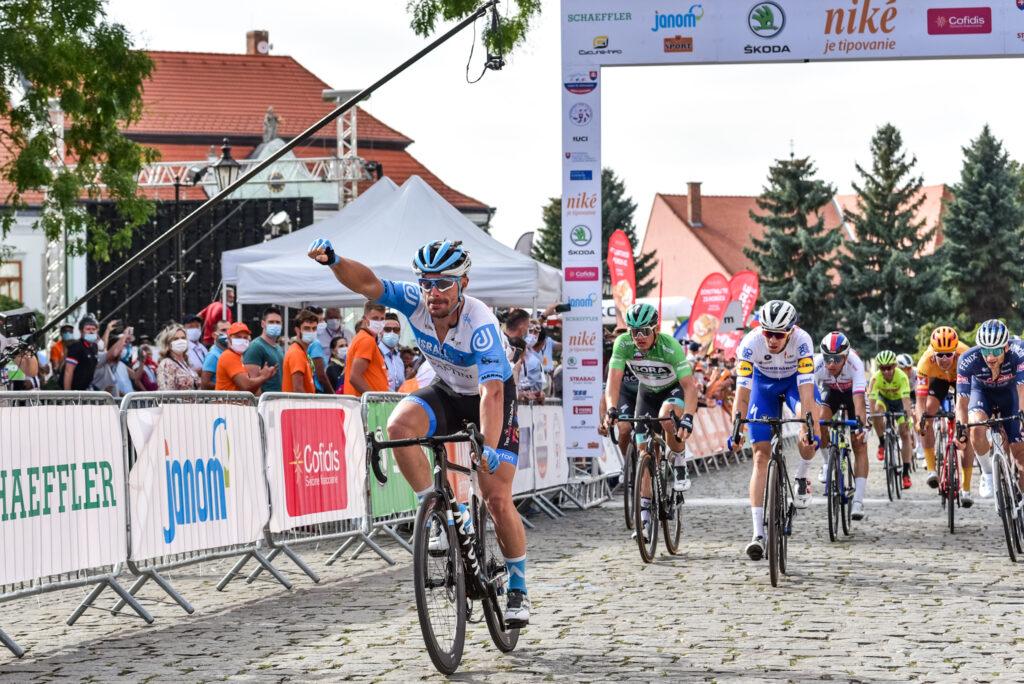 Rudy Barbier 4. etapa Okolo Slovenska 2020
