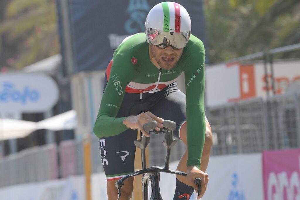 Ganna 8. etapa Tirreno-Adriatico 2020