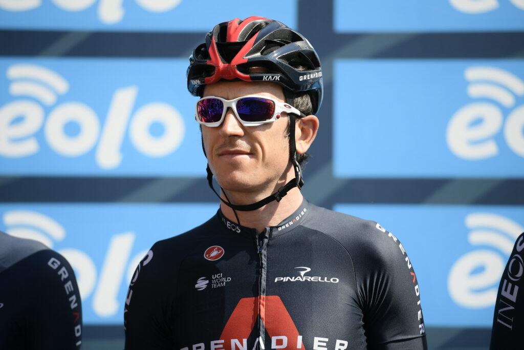 Giro d'Italia 2020 favoriti Geraint Thomas