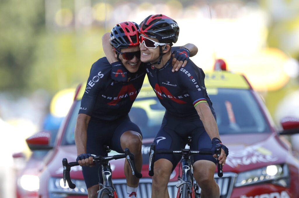 18. etapa Tour de France 2020 Kwiatkowski