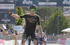 4. etapa Tirreno-Adriatico 2020