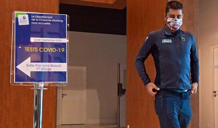 testovanie COVID-19 na Tour de France