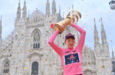 Giro d'Italia 2020 výsledky