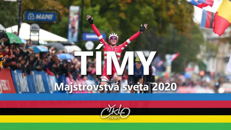 Majstrovstvá sveta v cestnej cyklistike 2020 Imola