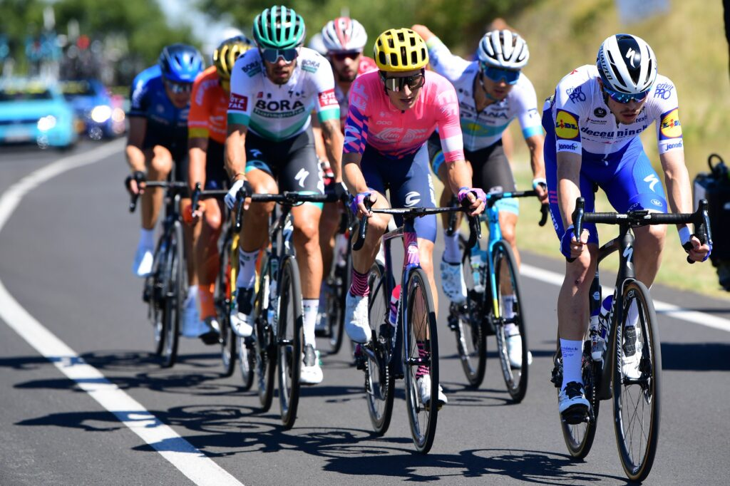 6. etapa Tour de France 2020 - únik