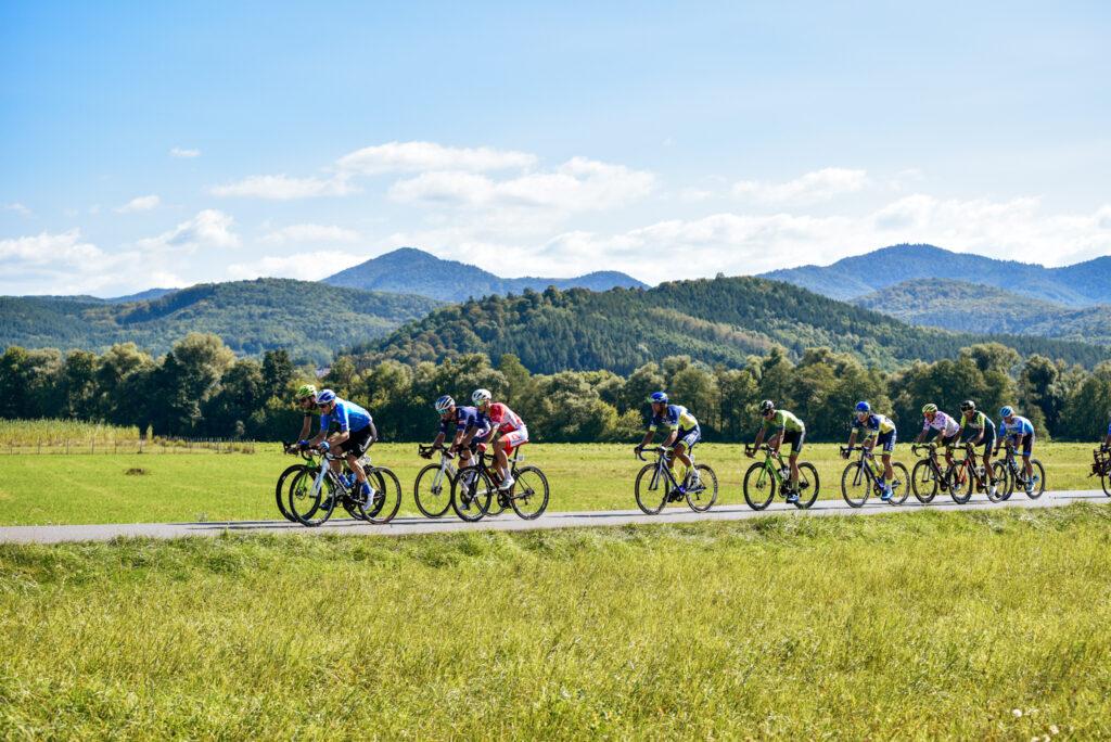 Únik počas 3. etapy Okolo Slovenska 2020
