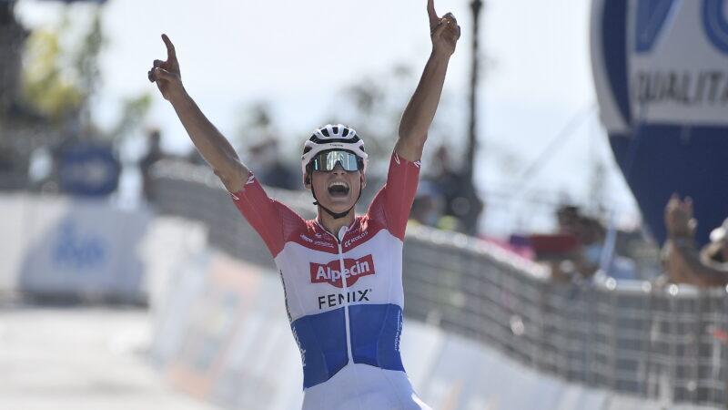 7. etapa Tirreno-Adriatico 2020