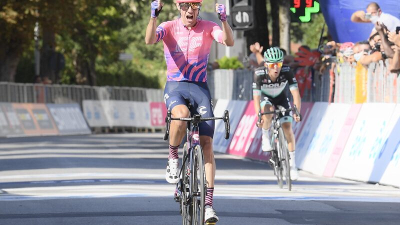 Michael Woods 3. etapa Tirreno-Adriatico 2020