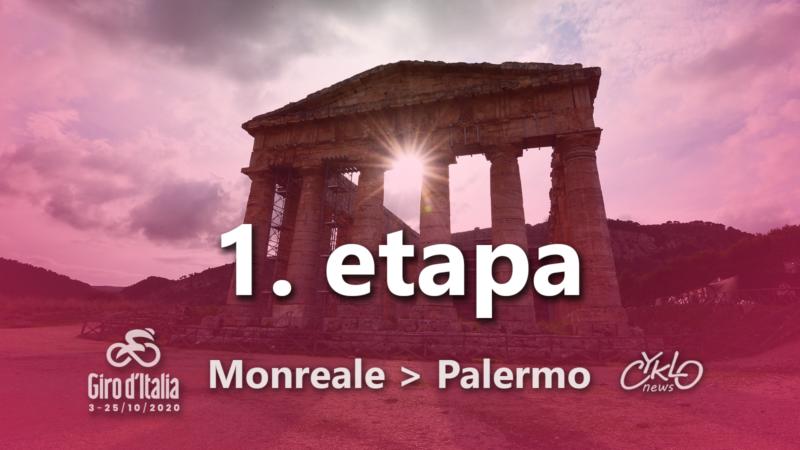 1. etapa Giro d'Italia 2020 preview