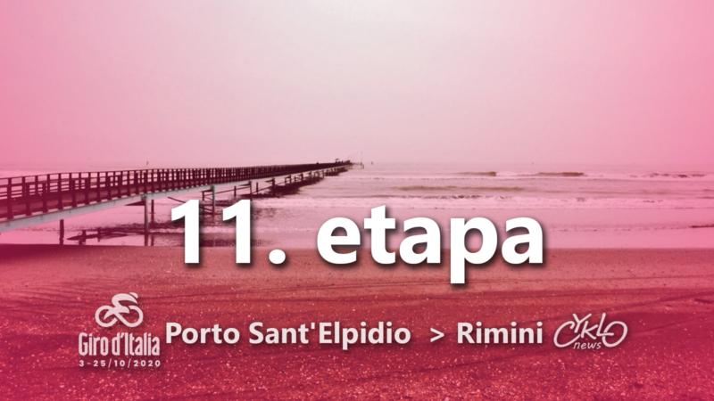 11. etapa Giro d'Italia 2020 preview