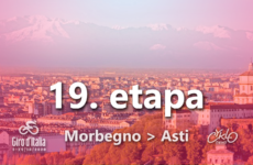 19. etapa Giro dItalia 2020