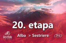 20. etapa Giro d'Italia 2020 preview