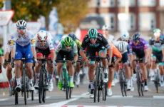 Sam Bennett 9. etapa Vuelta a Espaňa 2020