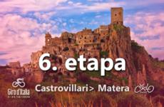 6. etapa Giro d'Italia 2020 preview